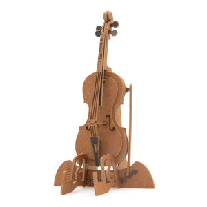 [JIGZLE Paper Puzzle]<br>Cello (Color Ver.)