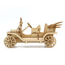 Load image into Gallery viewer, [JIGZLE Wooden Puzzle]<br>Classic Car Phone Stand