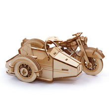 Load image into Gallery viewer, [JIGZLE Wooden Puzzle]<br>Classic Sidecar
