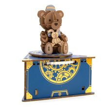 Load image into Gallery viewer, [JIGZLE Wooden Puzzle]<br>Classic Teddy Bear Musical Box