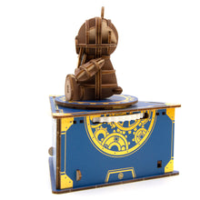Load image into Gallery viewer, [JIGZLE Wooden Puzzle] Classic Teddy Bear Musical Box