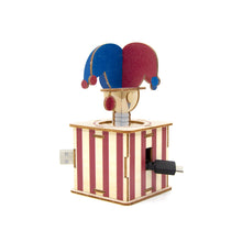 Load image into Gallery viewer, [JIGZLE Wooden Puzzle]<br>Clown Cable Box