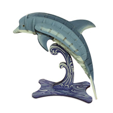 Load image into Gallery viewer, [JIGZLE Wooden Puzzle]<br>Dolphin