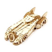 Load image into Gallery viewer, [ INCREDIBUILDS Wooden Puzzle]<br>Batmobile