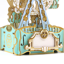 Load image into Gallery viewer, [JIGZLE Wooden Puzzle]Ferris Wheel Musical Box