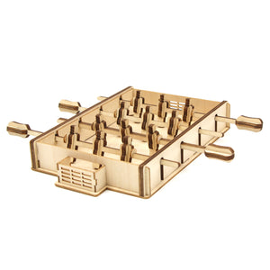 [JIGZLE Wooden Puzzle] <br>Football Machine