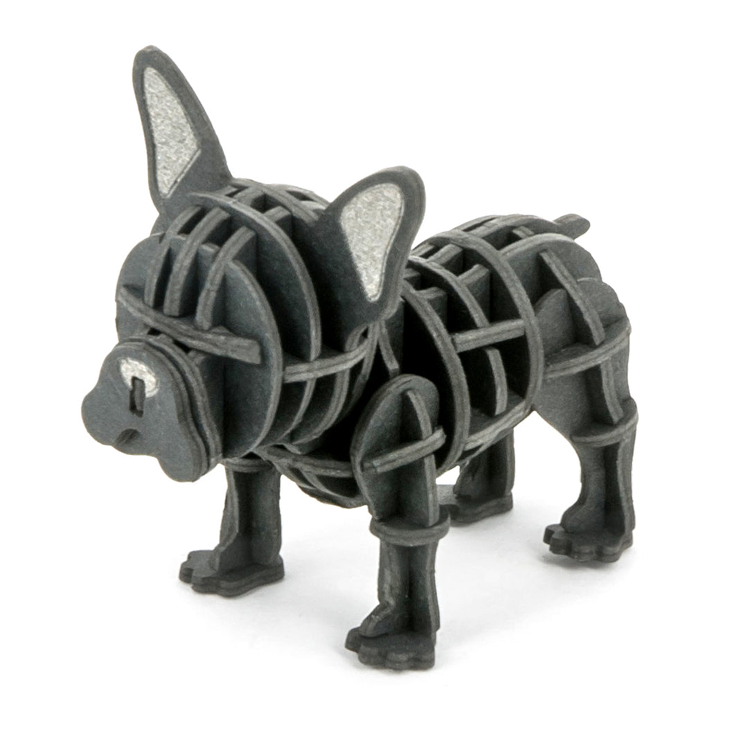 [JIGZLE Paper Puzzle]<br>French Bulldog