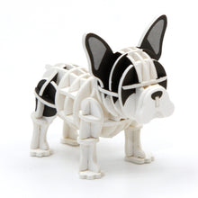 Load image into Gallery viewer, [JIGZLE Paper Puzzle]<br>French Bulldog Pied (Color Ver.)