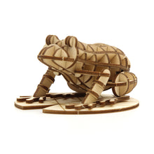 Load image into Gallery viewer, [JIGZLE Wooden Puzzle]<br>Frog