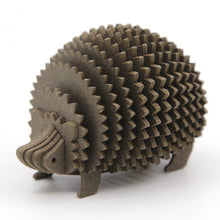 Load image into Gallery viewer, [JIGZLE Paper Puzzle]<br>Hedgehog