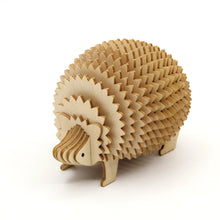 Load image into Gallery viewer, [JIGZLE Wooden Puzzle]<br>Hedgehog Card Holder