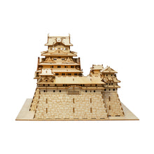 Load image into Gallery viewer, [JIGZLE Wooden Puzzle]<br>Himeji Castle