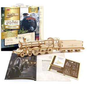 [INCREDIBUILDS Wooden Puzzle]<br>Harry Potter - Hogwarts Express