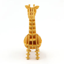 Load image into Gallery viewer, [JIGZLE Paper Puzzle]<br>Giraffe