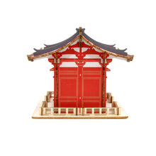 Load image into Gallery viewer, [JIGZLE Wooden Puzzle]<br>Kaminarimon (Color Ver.)