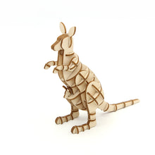 Load image into Gallery viewer, [JIGZLE Wooden Puzzle]<br>Kangaroo