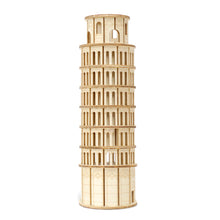Load image into Gallery viewer, [JIGZLE Wooden Puzzle]<br>Leaning Tower of PISA