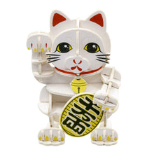 Load image into Gallery viewer, [JIGZLE Paper Puzzle]<br>Lucky Cat