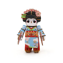 Load image into Gallery viewer, [JIGZLE Wooden Puzzle]<br>Maiko