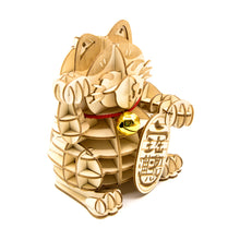 Load image into Gallery viewer, [JIGZLE Wooden Puzzle]<br>Maneki Neko (Small)