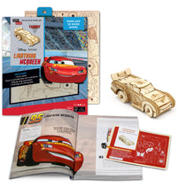 Load image into Gallery viewer, [ INCREDIBUILDS Wooden Puzzle]<br>Cars - Lightning McQueen