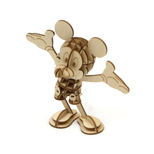 Load image into Gallery viewer, [ INCREDIBUILDS Wooden Puzzle]<br>Mickey Mouse