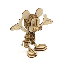 Load image into Gallery viewer, [INCREDIBUILDS Wooden Puzzle]<br>Mickey Mouse