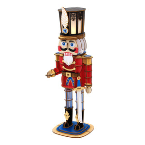 [JIGZLE Home]<br>Nutcracker Lamp