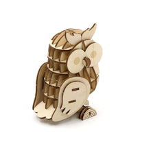 Load image into Gallery viewer, [JIGZLE Wooden Puzzle]<br>Owl