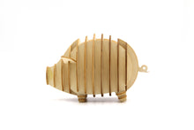 Load image into Gallery viewer, [JIGZLE Wooden Puzzle]<br>Piggy Coinbank