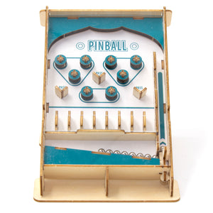 [JIGZLE Wooden Puzzle] <br>Pinball