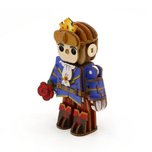 Load image into Gallery viewer, [JIGZLE Wooden Puzzle] <br>Prince