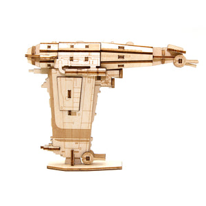 [INCREDIBUILDS Wooden Puzzle]<br>Star Wars - Resistance Bomber