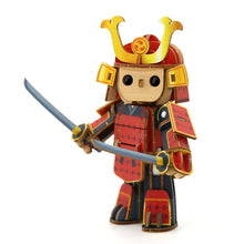 Load image into Gallery viewer, [JIGZLE Wooden Puzzle]<br>Samurai
