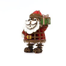 Load image into Gallery viewer, [JIGZLE Wooden Puzzle]<br>Santa Claus