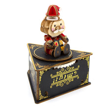 Load image into Gallery viewer, [JIGZLE Wooden Puzzle]<br>Santa Claus Musical Box