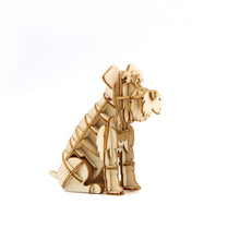 Load image into Gallery viewer, [JIGZLE Wooden Puzzle]<br>Miniature Schnauzer