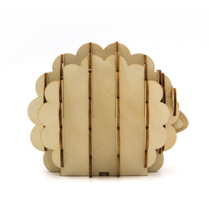 [JIGZLE Wooden Puzzle]<br>Sheep Pen Holder