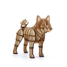 Load image into Gallery viewer, [JIGZLE Wooden Puzzle]<br>Shiba Dog