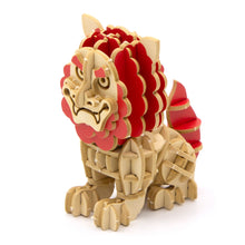 Load image into Gallery viewer, [JIGZLE Paper Puzzle]<br>Shisa Un