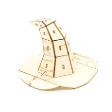 Load image into Gallery viewer, [ INCREDIBUILDS Wooden Puzzle]<br>Harry Potter - Sorting Hat