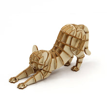 Load image into Gallery viewer, [JIGZLE Wooden Puzzle]<br>Stretching Cat