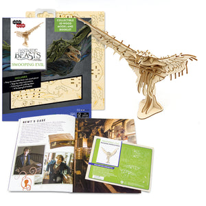 [ INCREDIBUILDS Wooden Puzzle]<br>Fantastic Beasts - Swooping Evil