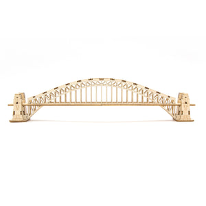 [JIGZLE Wooden Puzzle]<br>Sydney Harbour Bridge