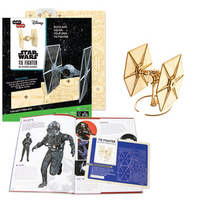 [INCREDIBUILDS Wooden Puzzle]<br>Star Wars - Tie Fighter