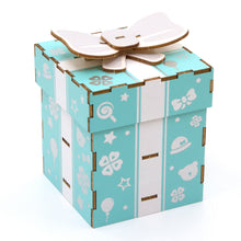 Load image into Gallery viewer, [JIGZLE Wooden Puzzle]<br>Timeless Teddy Musical Box