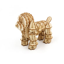 Load image into Gallery viewer, [JIGZLE Wooden Puzzle]<br>Toy Poodle