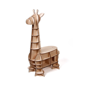 [JIGZLE Home]<br>Baby Giraffe Chair