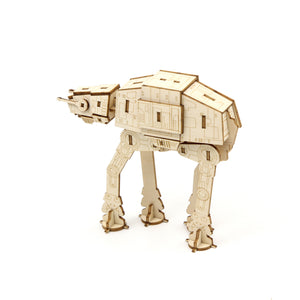 [INCREDIBUILDS Wooden Puzzle]<br>Star Wars - AT-ACT