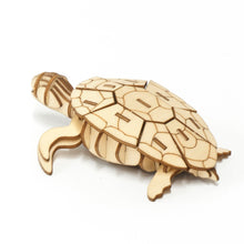 Load image into Gallery viewer, [JIGZLE Wooden Puzzle]<br>Sea turtle